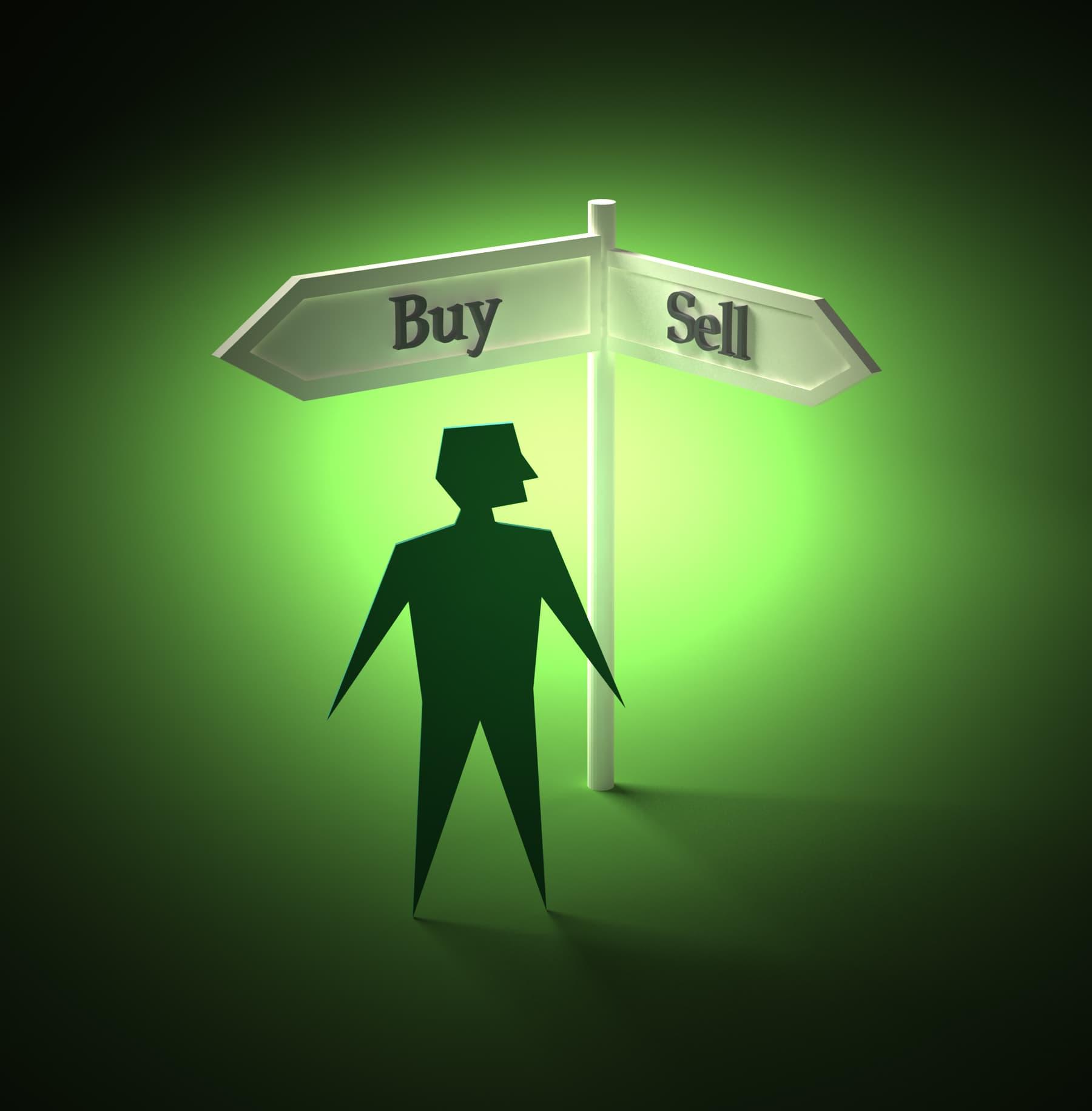 Acheter des actions avec les CFD