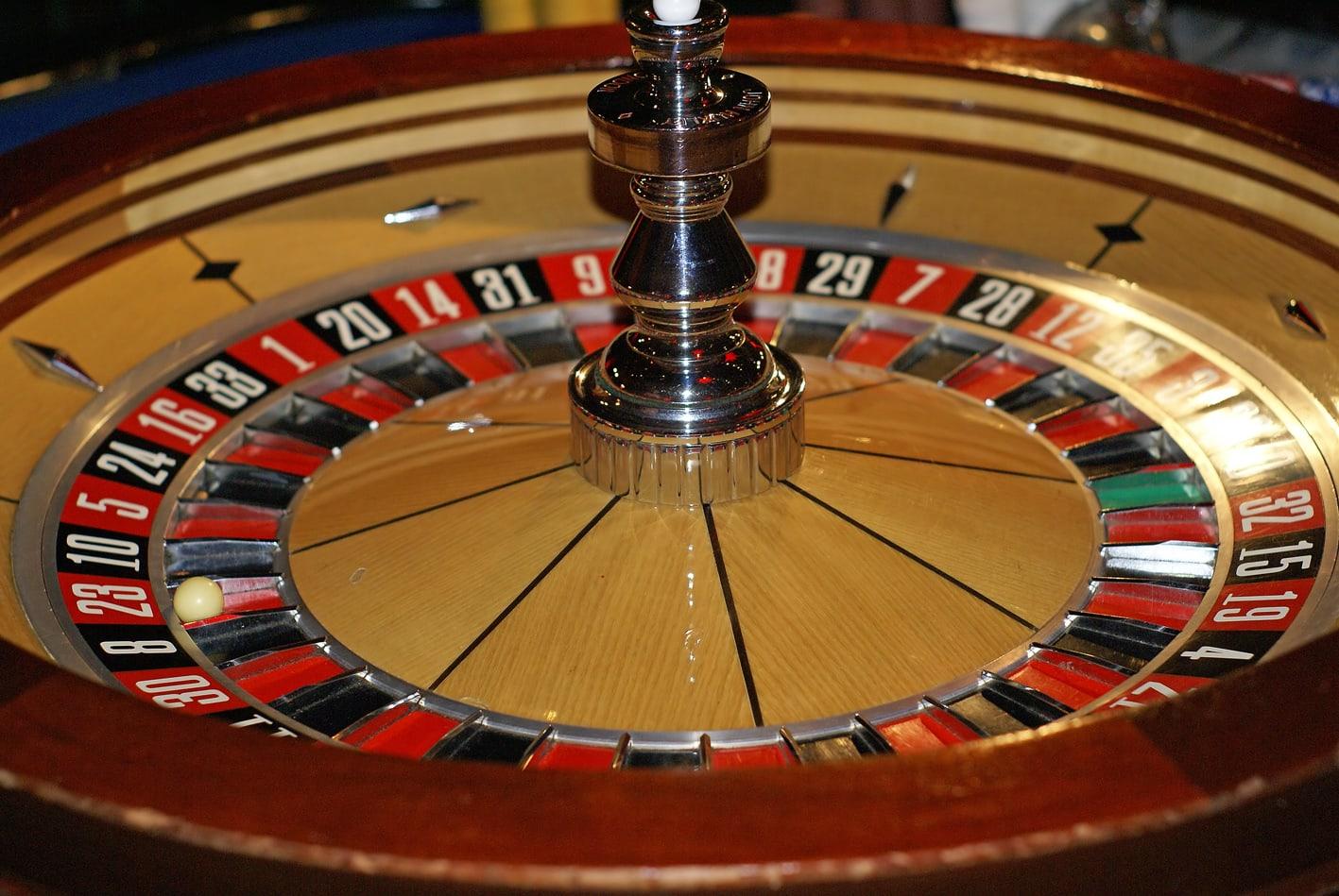 La mode des jeux d'argent en ligne