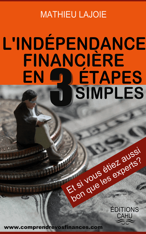 L'indépendance financière en 3 étapes simples